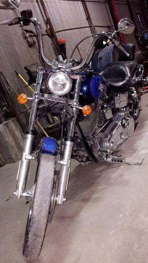 2003 Harley Davidson wide glide for Sale in El Dorado, KS