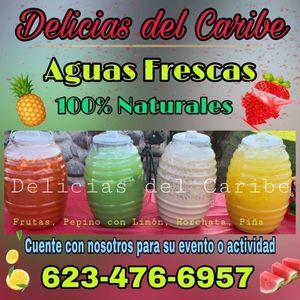 Aguas Frescas for Sale in Glendale, AZ
