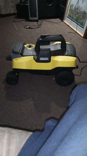 Karcher 180 psi k3 pressure washer for Sale in Los Angeles, CA
