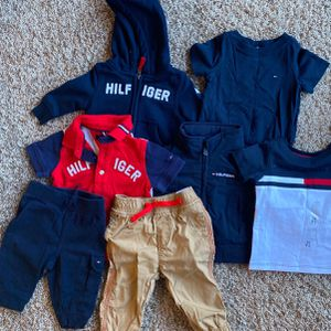 Tommy Hilfigure Infant Clothing Package - 3-6m for Sale in Richmond, CA