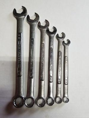 craftsman speed wrench set