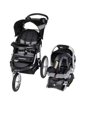 BRAND NEW BABY TREND EXPEDITION TRAVEL SYSTEM for Sale in Las Vegas, NV