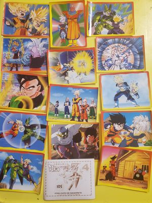 Dragonball Z cards from 1999 for Sale in Plantation, FL