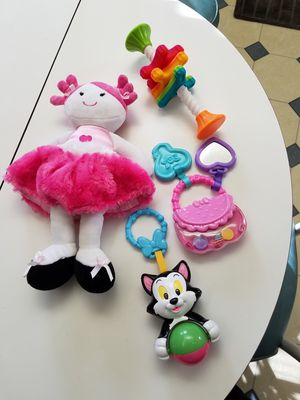 Baby toys and doll for Sale in Colton, CA