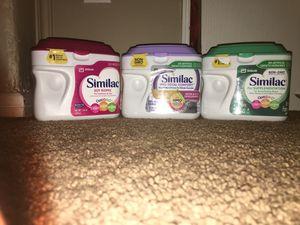 Similac Milks for Sale in Fairfield, IA