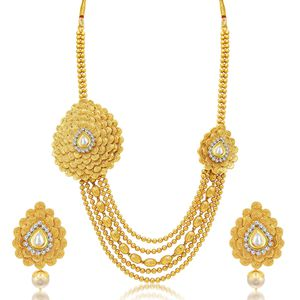 Beautiful necklace set for Sale in Irving, TX