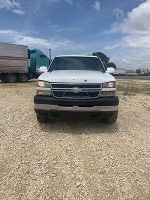 2005 Chevy Silverado 2500 Service Truck for Sale in San Antonio, TX