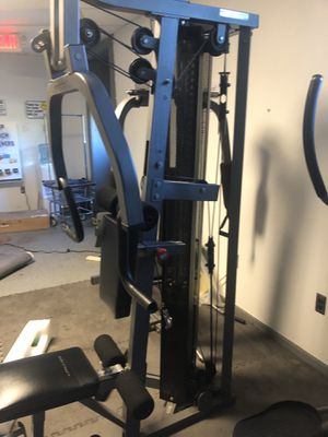 Exercise weight set for Sale in Detroit, MI