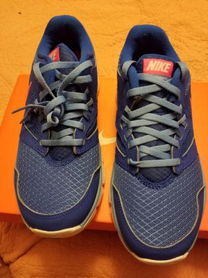Nike blue shoes women's for Sale in Dallas, TX
