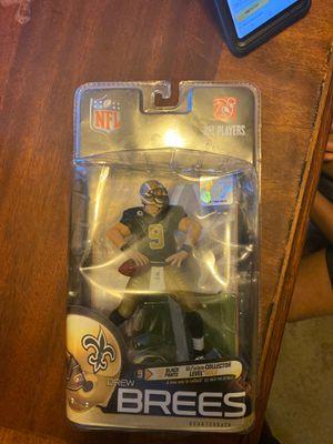NFL Sports Drew Brees Action Figure for Sale in Buckeye, AZ