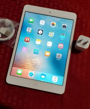 """Apple ipad mini 1 (32GB) (7inch) (Wi-Fi ONLY Internet access) Usable with Wi-Fi """"as like nEW"""" for Sale in Springfield, VA"""