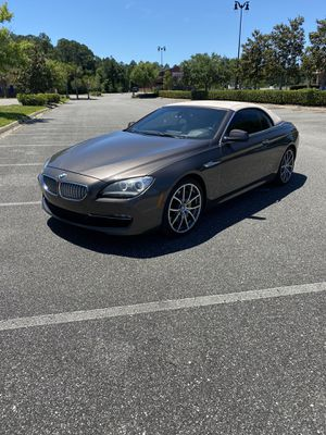 Bmw 650i convertible for Sale in Jacksonville, FL