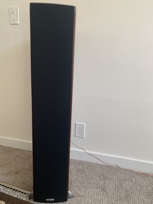 Home theater 5.1 channel system. Polk and klipsch for Sale in Bellevue, WA