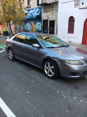 2007 Mazda 6 runs and drives great no problems $1200 today please serious buyers $1200 for Sale in Brooklyn, NY