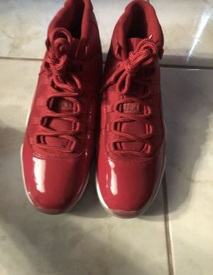 Jordan retro 11 win like96 with og box for Sale in Orlando, FL