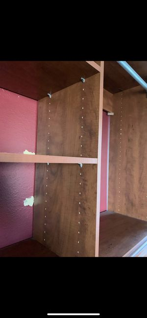 Closet wardrobe custom built in for Sale in San Diego, CA