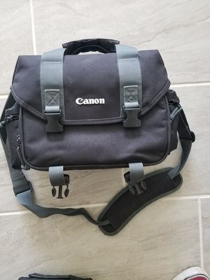 Canon Camera bag for Sale in Austin, TX