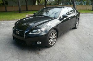 2014 Lexus GS 350 for Sale in Hollywood, FL
