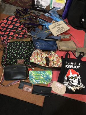 Purses and wallets for Sale in Roy, WA