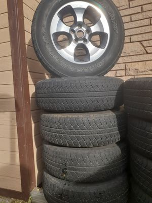 Factory Jeep Tires and Wheels for Sale in Denver, CO