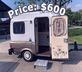 🎉$6OO.OO vintage camper Very Well,🎉 for Sale in Aurora,  CO
