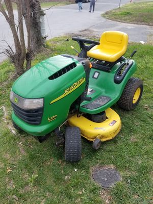 FREE DELIVERY- John Deere Riding Mower for Sale in Bowie, MD