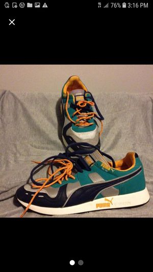 PUMA RS-100 SHOES SIZE 9 VINTAGE for Sale in St. Louis, MO