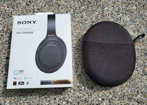 Sony wireless headphones for Sale in Norwalk, CA