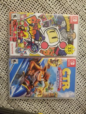 Switch games for Sale in Tucson, AZ