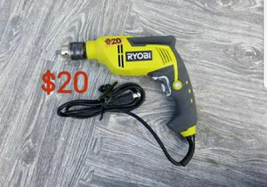 ryobi hammer drill works excellent only $20 for Sale in Littlerock, CA
