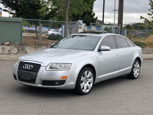 2005 AUDI A6 Quattro for Sale in Lakewood, WA