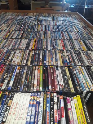 Movies for Sale in Corona, CA