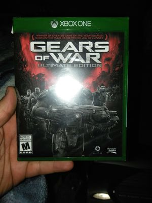 Brand New gears of war for Xbox one for Sale in Buffalo, NY