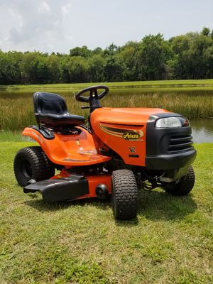 """Ariens Precision V2 42"""" 20 HP Briggs & Stratton Front-Engine Hydrostatic Riding Mower. Runs Great for Sale in Gibsonton, FL"""