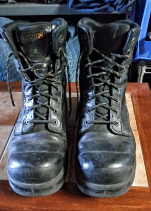 Steal Toe Working Boots for Sale in El Paso, TX