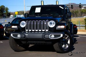 2019 Jeep Wrangler Unlimited for Sale in Marietta, GA