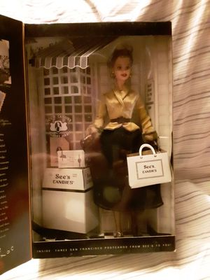 See's Candy Barbie for Sale in Bethel Island, CA