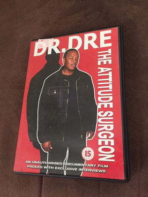 Dr Dre Documentary DVD for Sale in Fort Lauderdale, FL