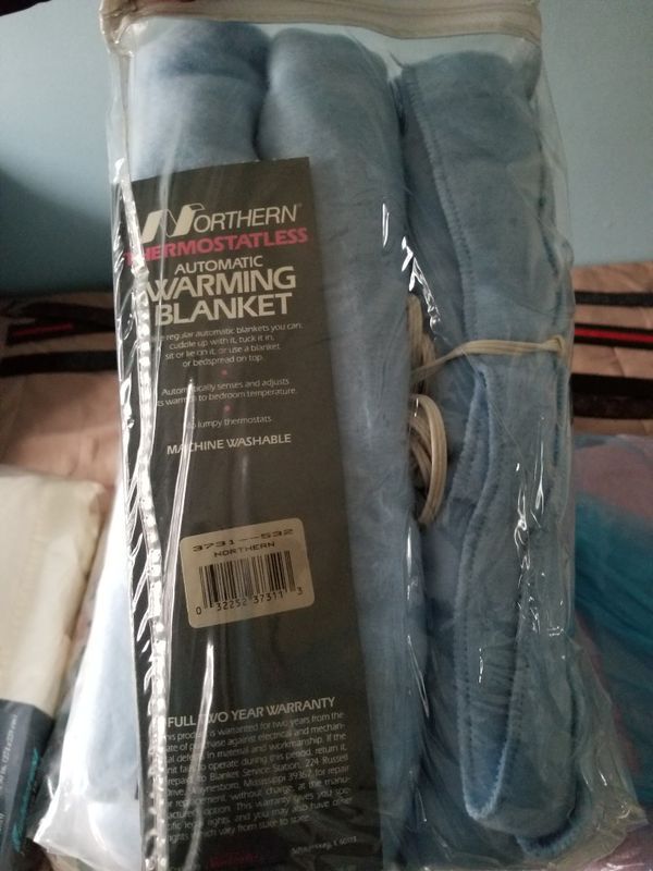 Electric Blanket BloWoUT sale today