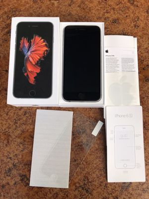 Apple iphone 6S-64GB-Unlocked for all carriers for Sale in Orlando, FL