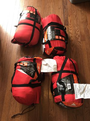 Lot of 4 Ozark Trail Warm Weather Sleeping Bags for Sale in Portland, OR