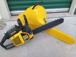 McCulloch 3216 chainsaw for Sale in Oklahoma City, OK