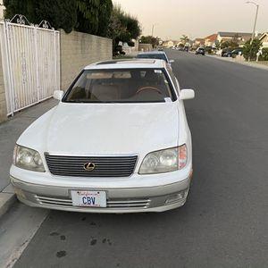 1999 Lexus LS400 for Sale in Newport Beach, CA