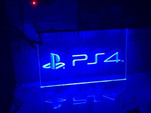 PS4 LED SIGN for Sale in Tarpon Springs, FL
