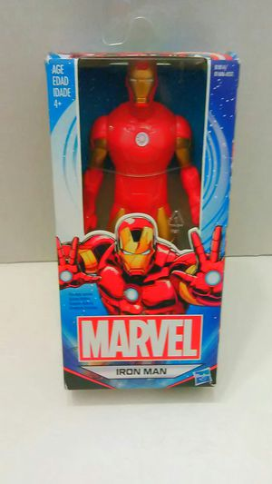 Marvel Iron Man Action Figure for Sale in Providence, RI