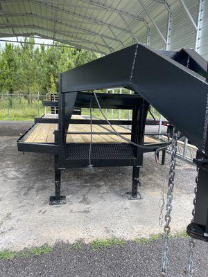 Used gooseneck trailer for Sale in Miami Springs, FL