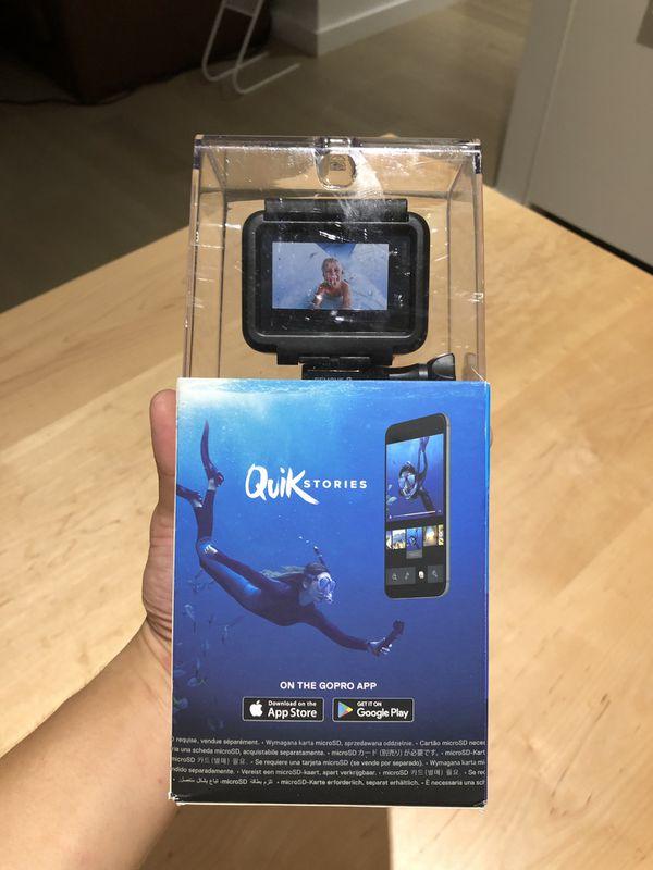GoPro Hero HD Camera (2018)