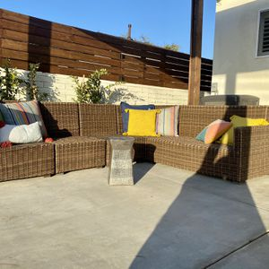 Pier 1 Outdoor Sectional for Sale in San Diego, CA
