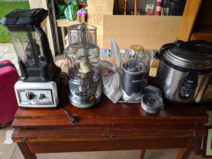 Kitchen Appliance Bundle! for Sale in Deerfield Beach, FL