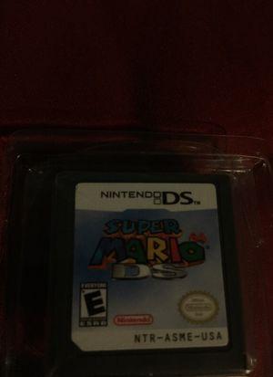 Súper Mario Nintendo ds for Sale in Durham, NC